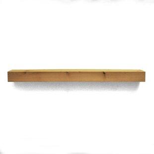 unfinished wood floating shelves you ll love
