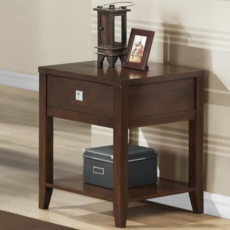 Calla End Table by Latitude Run