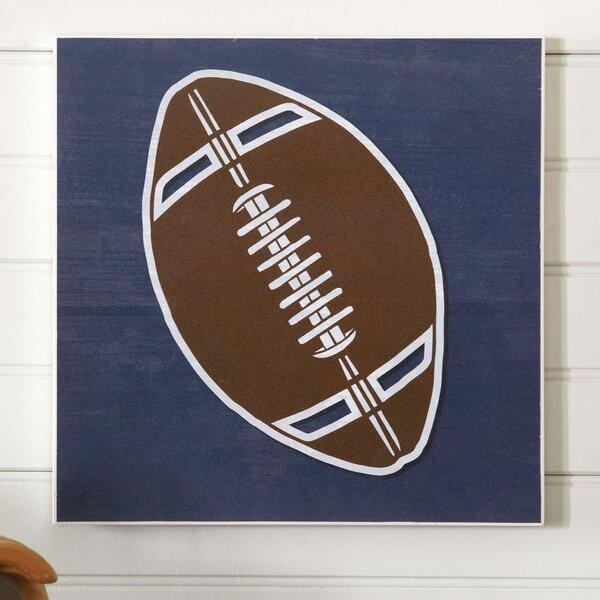 Football Sports Center Wall Art by Birch Lane Kids™
