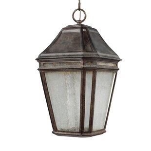 Top Reviews Maxine 3-Light Outdoor Hanging Lantern By Darby Home Co