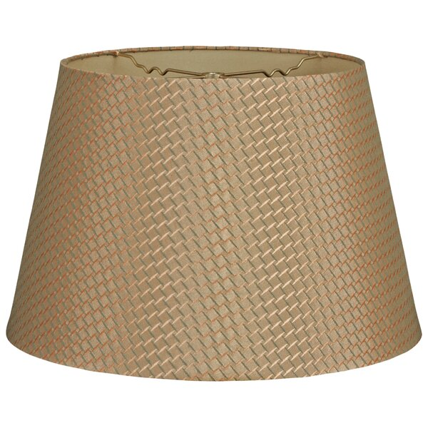 Timeless Tapered 16 Shantung Empire Lamp Shade by Royal Designs
