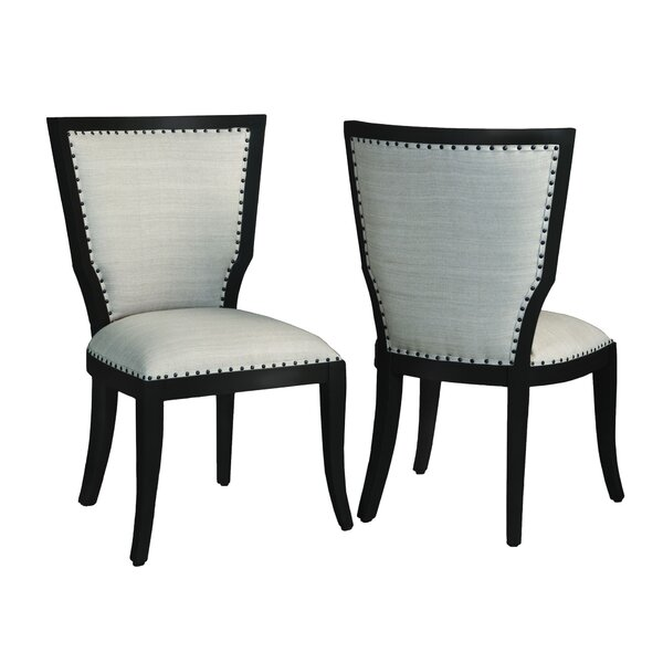 Beale Upholstered Dining Chair (Set of 2) by Bloomsbury Market