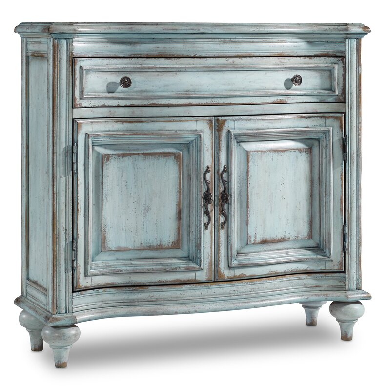 Hooker Furniture 1 Drawer 2 Door Accent Cabinet & Reviews | Wayfair