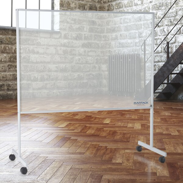 Glass Mobile Glass Board by Martack Specialties Ltd