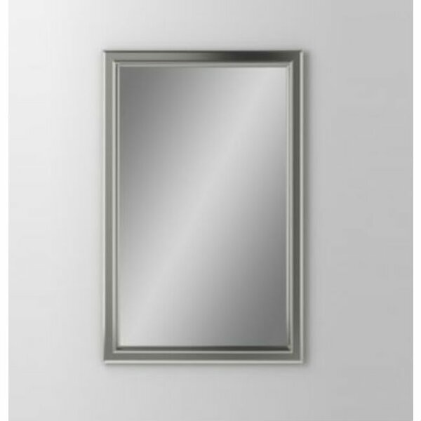 Main Line 23.25 x 39.38 Recessed Medicine Cabinet by Robern