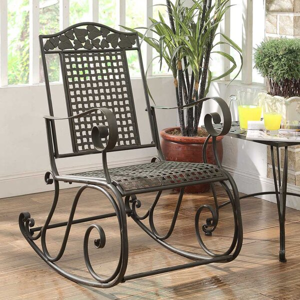 Pemberville Rocking Chair by Darby Home Co