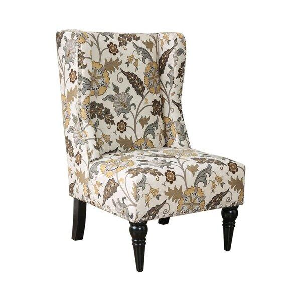 Roiguez Slipper Chair by Alcott Hill