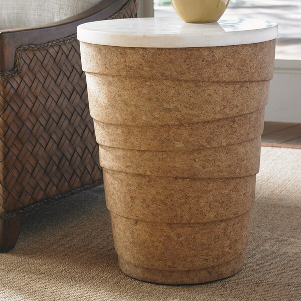 Island Fusion Kendari End Table by Tommy Bahama Home