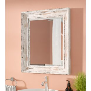 Check Prices Marion Bathroom Wall Mirror ByBeachcrest Home