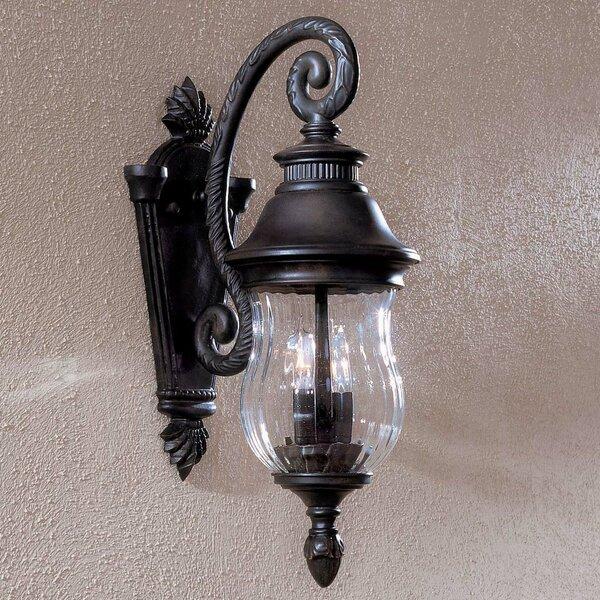 Newport 2-Light Outdoor Wall Lantern by Minka Lavery