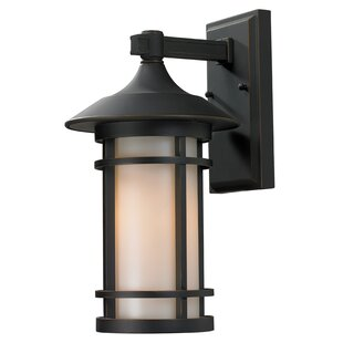Price comparison McKew Outdoor Wall Lantern By Bloomsbury Market