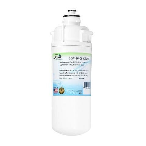 Everpure Refrigerator/Icemaker Replacement Filter by Swift Green Filters