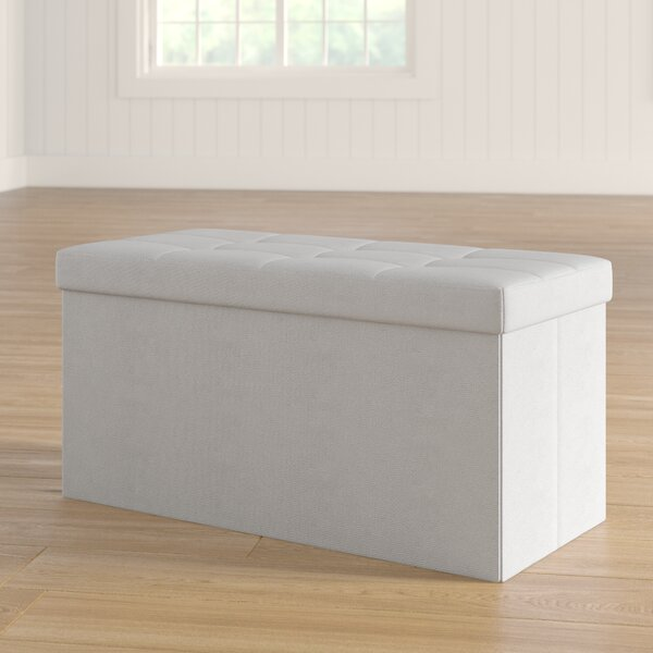 Tankersley Collapsible Storage Bench by Red Barrel Studio