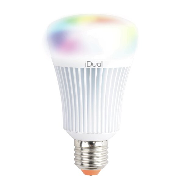 IDual 60W E26 LED Light Bulb by Test Rite Products Corp
