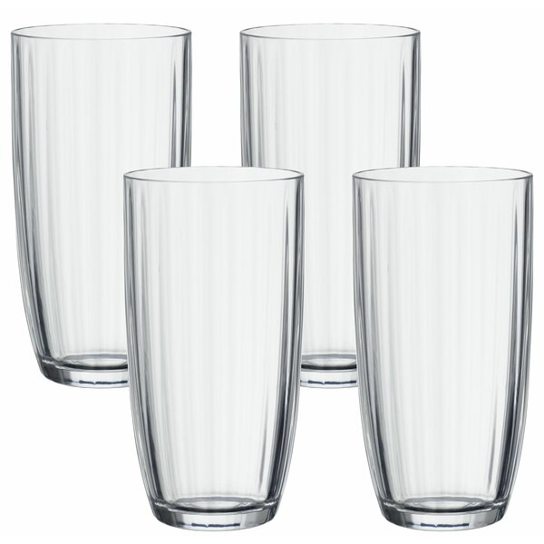 Artesano 20 oz. Crystal Every Day Glass (Set of 4) by Villeroy & Boch