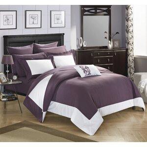Peninsula Reversible Comforter Set