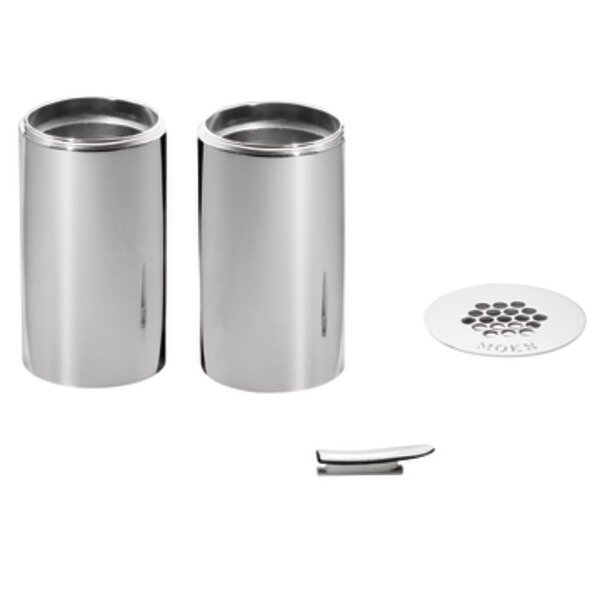 Kingsley Vessel Faucet Extension Kit by Moen