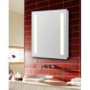Compare & Buy Electric Bathroom/Vanity Mirror ByLatitude Run