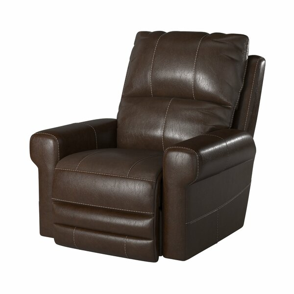 Hoffner Leather Recliner By Catnapper