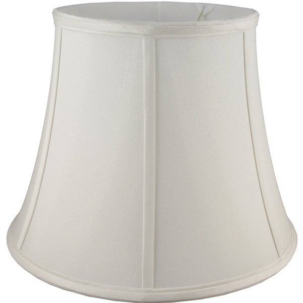 20 Faux Silk Bell Lamp Shade by American Heritage Lampshades