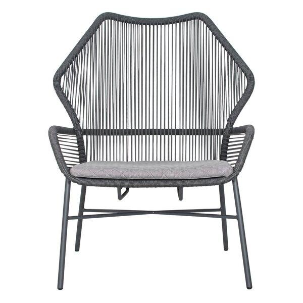 Archipelago Patio Chair with Cushions by Seasonal Living