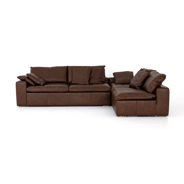 Steinway 2 Piece Sectional by Williston Forge