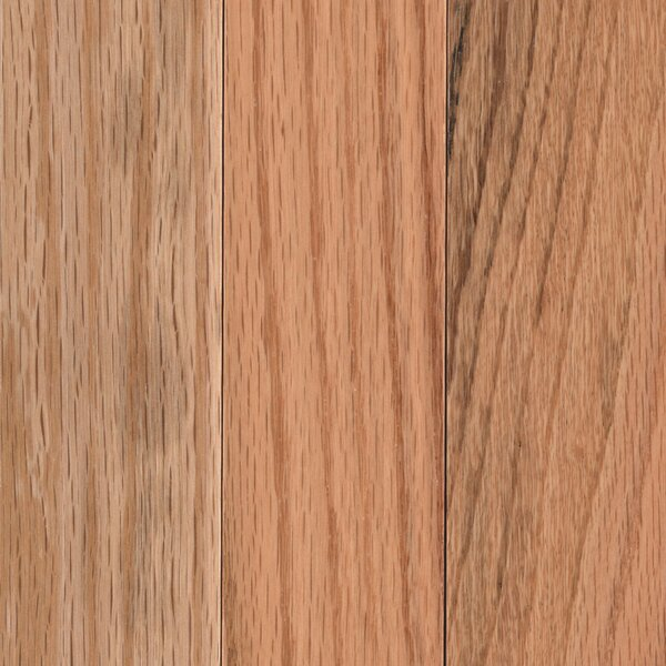 Walbrooke 2-1/4 Solid Oak Hardwood Flooring in Red Natural by Mohawk Flooring