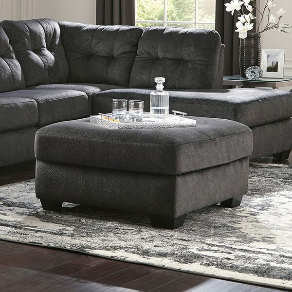 Eramana Oversized Accent Ottoman by Red Barrel Studio