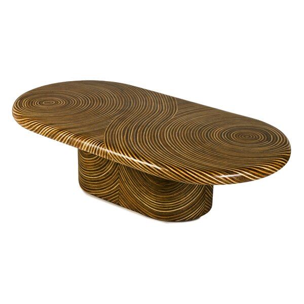 Oggetti Oval Coffee Tables