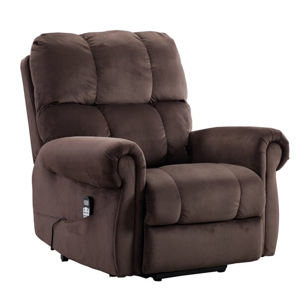Annmary Power Recliner with Massage W003513328