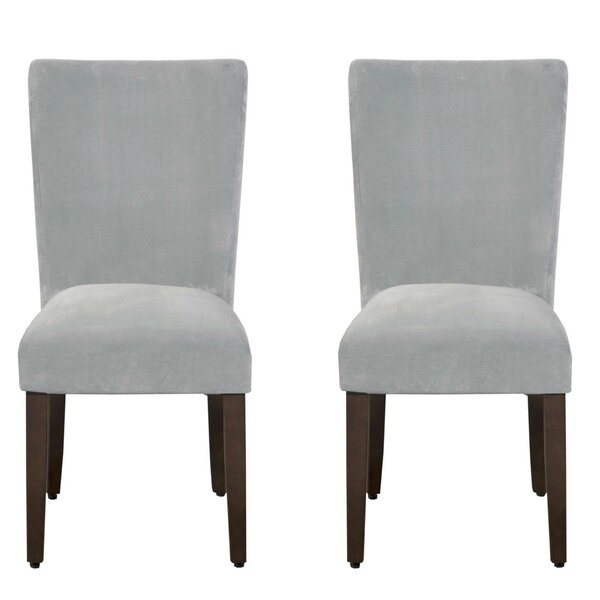 Andrade Upholstered Dining Chair (Set of 2) by Red Barrel Studio