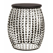 Jacinth Beaded Stool by House of Hampton