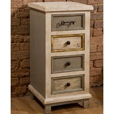 Union Point 4 Drawer Cabinet by August Grove