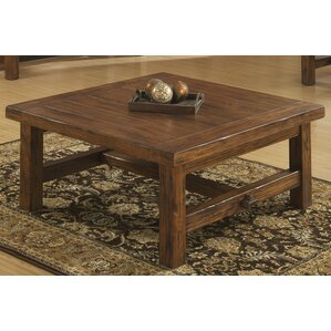 Lyons Rustic Coffee Table