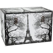 Paris Storage Trunk by Oriental Furniture