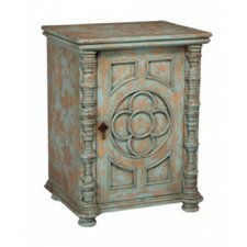 Bonvale 1 Door Accent Cabinet by World Menagerie