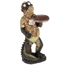 Gator Waiter Character Outdoor Table by RAM Outdoor Decor