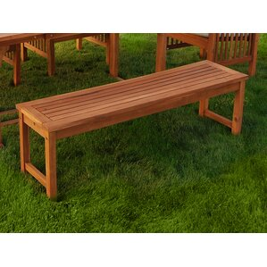 outdoor benches - patio chairs & seating | wayfair
