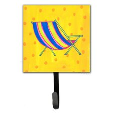 Beach Chair Leash Holder and Wall Hook by Caroline's Treasures