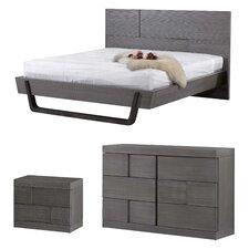 Yusuf Platform Customizable Bedroom Set by Wade Logan