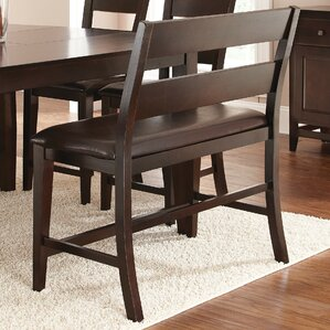 Find The Best Kitchen  Dining Benches Wayfair - Dining room benches