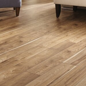 Restoration 6 X 51 X 12mm Hickory Laminate In Natural