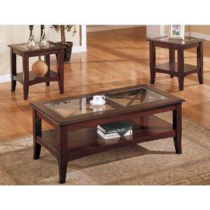a&j homes studio coffee table sets you'll love | wayfair