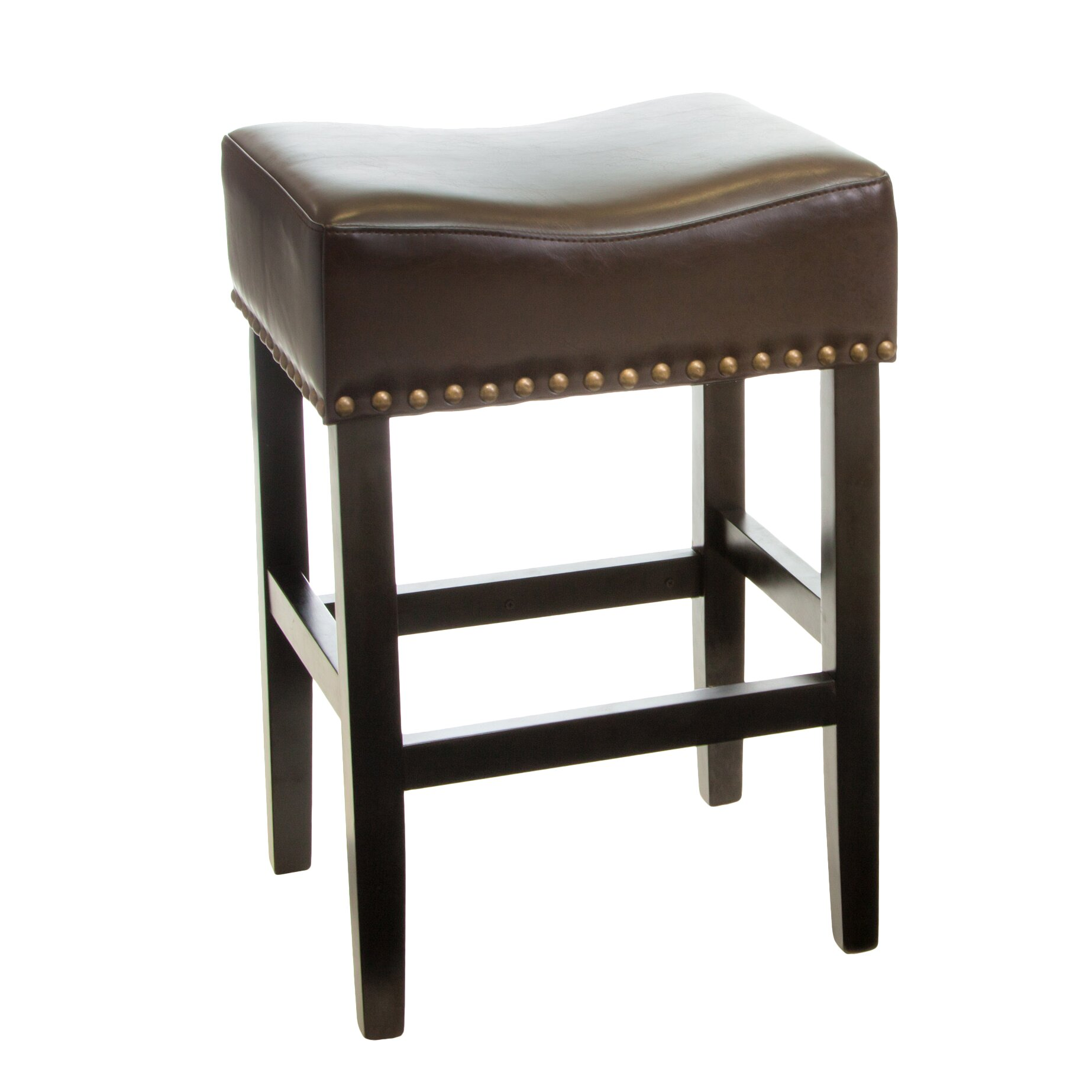 Alcott Hill Andersonville 26 Quot Bar Stool With Cushion