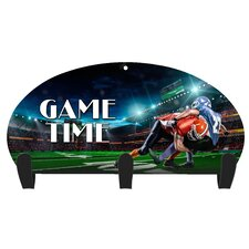 Game Time 3 Hook Coat Rack by Next Innovations