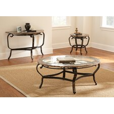 Dorado 3 Piece Coffee Table Set by Astoria Grand