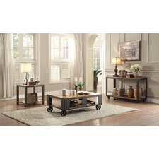 Cahto Coffee Table Set by Trent Austin Design