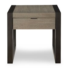Riverdale End Table by Wade Logan