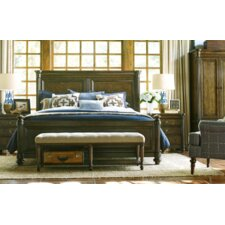 Finnegan Traditional Panel Customizable Bedroom Set by Three Posts