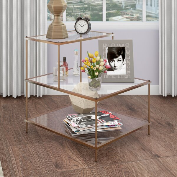 Juliette End Table by Willa Arlo Interiors